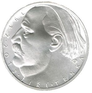 Czech Republic Coin - 500 Koruna (100th anniv. Jiri Trnka). Newly added on Colnect. @ http://colnect.com/aff/da_1/coins