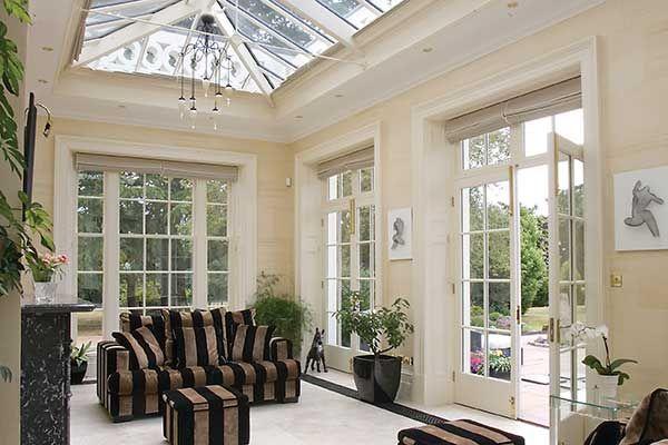 62 best garden room images on pinterest arquitetura bay for Orangery interior design ideas