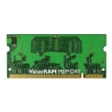 Kingston ValueRAM 1GB 667MHz DDR2 Non-ECC CL5 SODIMM Notebook Memory (Personal Computers)By Kingston
