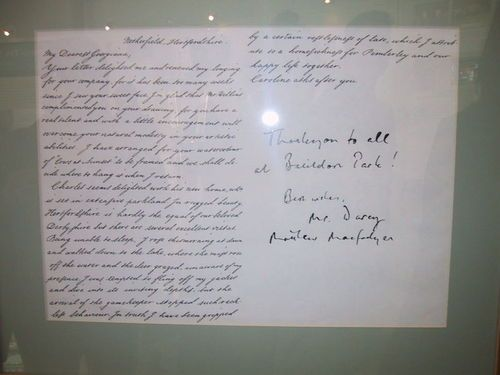 livingsculptures:    Darcy's letter to his sister Georgiana and Matthew Macfadyen's thanks: Pemberley States, Livingsculptur, Pride Prejudice, Sisters Georgiana, Matthew Macfadyen, Jane Austen, Darci Letters, Mindfulness, Darcy Letters