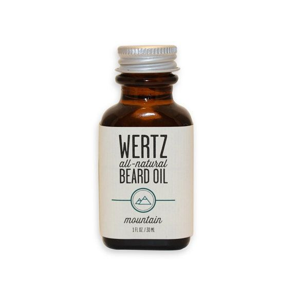 Help your beard reach its full potential with Wertz all-natural beard oil. Each handmade batch contains the finest organic oils that will help keep a tame and healthy beard, moisturize dry and itchy skin and keep you smelling good. Formulated with genuine essential oils and nourishing nut and seed oils, suitable for all types of beards, mustaches, and facial hair and skin.Ingredients: argon, avocado, kukui nut, coconut, jojoba, castor, sandalwood, pine, eucalyptus