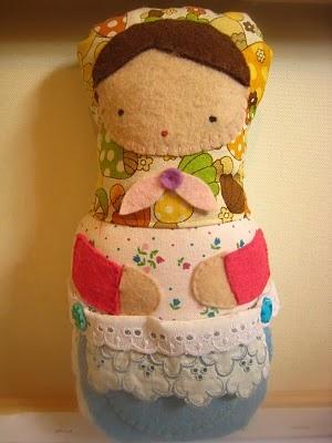 Babushka doll