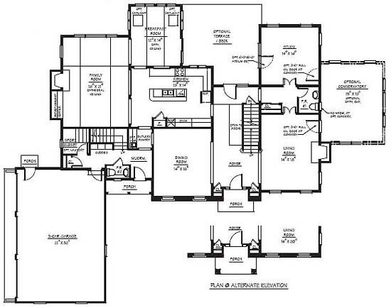 Modular Farm House Plans Model Home Floor Plans Home