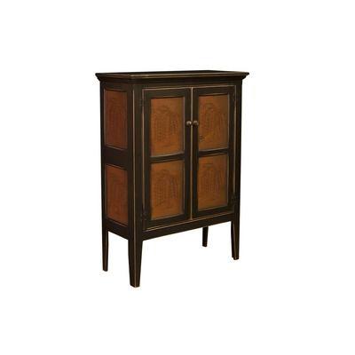 dCOR design Jeremiahs Pie Safe Storage Cabinet