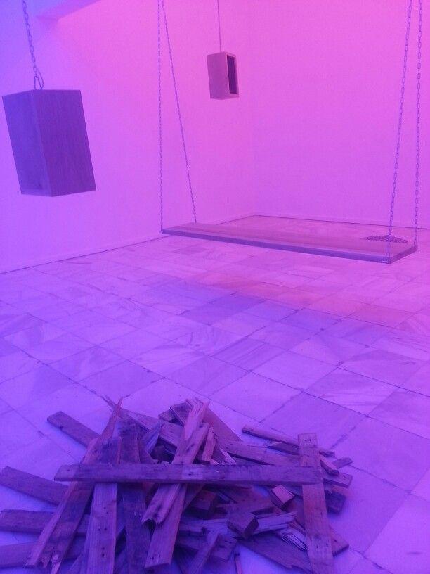 "Exposición ""Playgrounds"" en el Museo Reina Sofía de Madrid. #Art #ContemporaryArt #Arte #ArteContemporáneo #Arterecord 2014 https://twitter.com/arterecord"