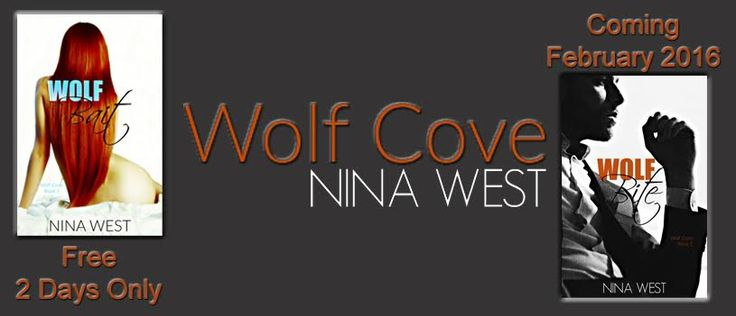 """Book-o-Craze: Cover Reveal {""""Wolf Bait"""" FREE For 2 Days} -- Wolf..."""