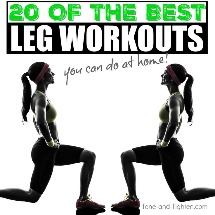 421 Best Images About Leg Workouts On Pinterest