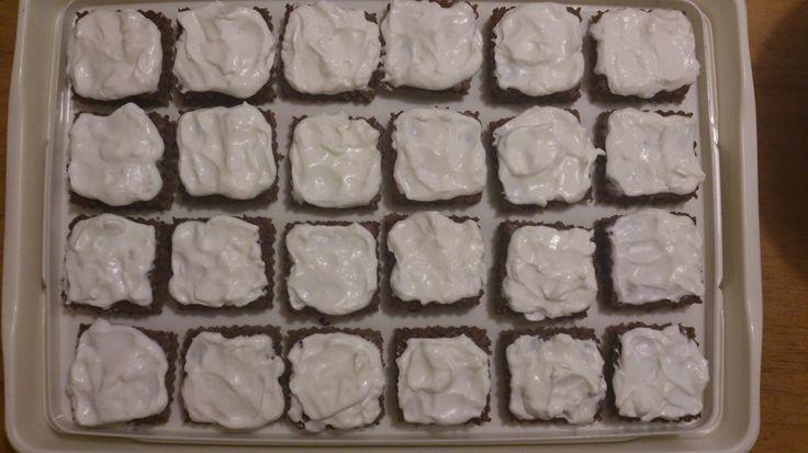 Побалуй близких;)) Мини-пирожные «Айсберг» — Вкусные рецепты