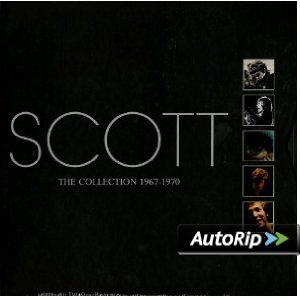 Scott Walker The Collection Vinyl Box #christmas #gift #ideas #present #stocking #santa #music #records