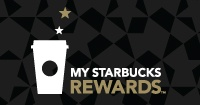 Free drinks with my SBUX rewards.
