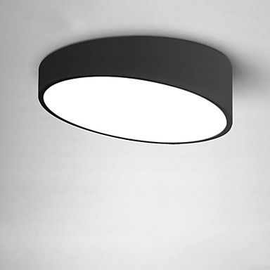 Flush Mount , Modern/Contemporary Traditional/Classic Painting Feature for LED MetalLiving Room Bedroom Study Room/Office Kids Room 5556923 2017 – $72.09