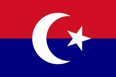 Bandera de Kokand - Hokand Hanlığı - Vikipedi