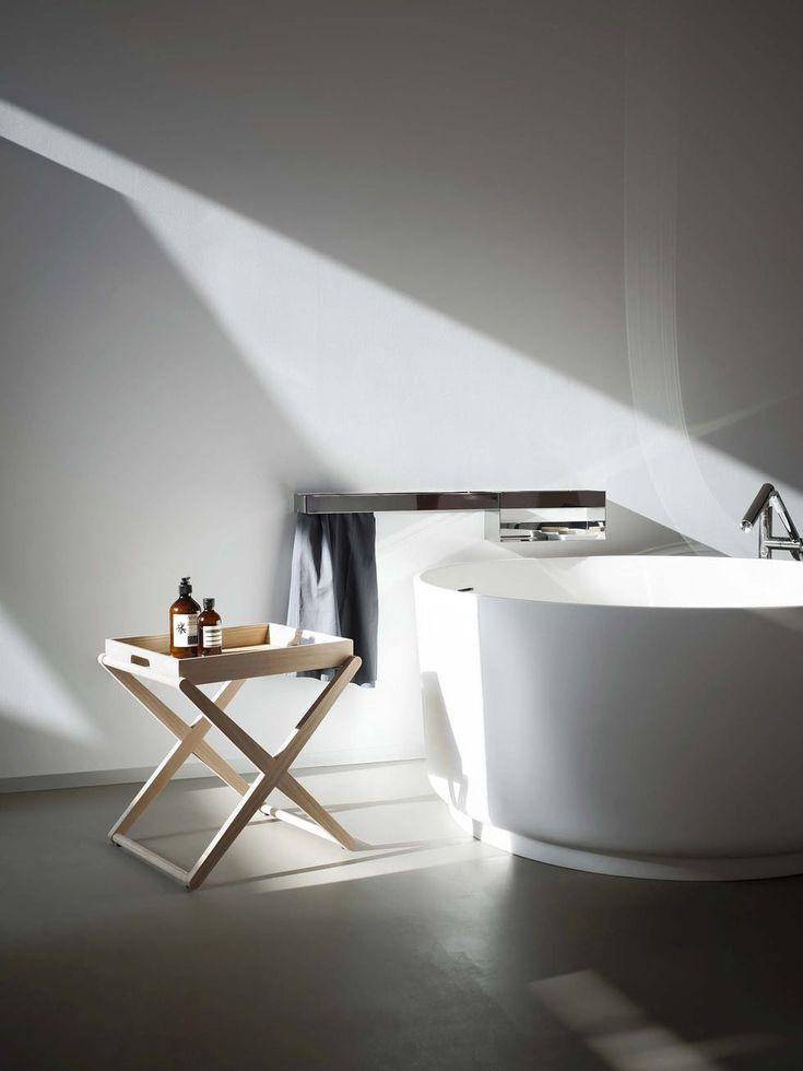 Die Besten 25+ Dekoration Rund Um Badewanne Ideen Auf Pinterest   Freistehende  Badewanne Raffinierten Look