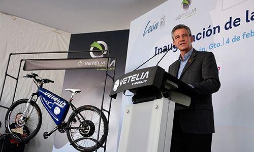Leoneses fabrican la primera bicicleta eléctrica de origen mexicano