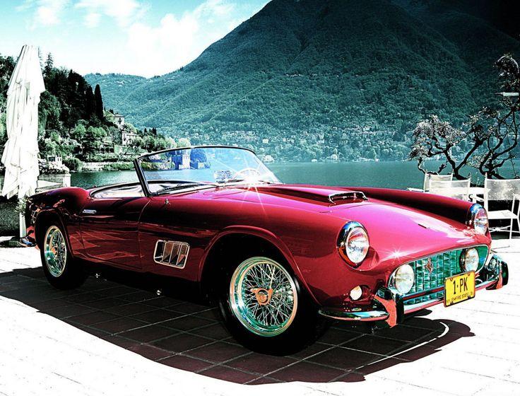 The Myth of Ferrari / Günther Raupp