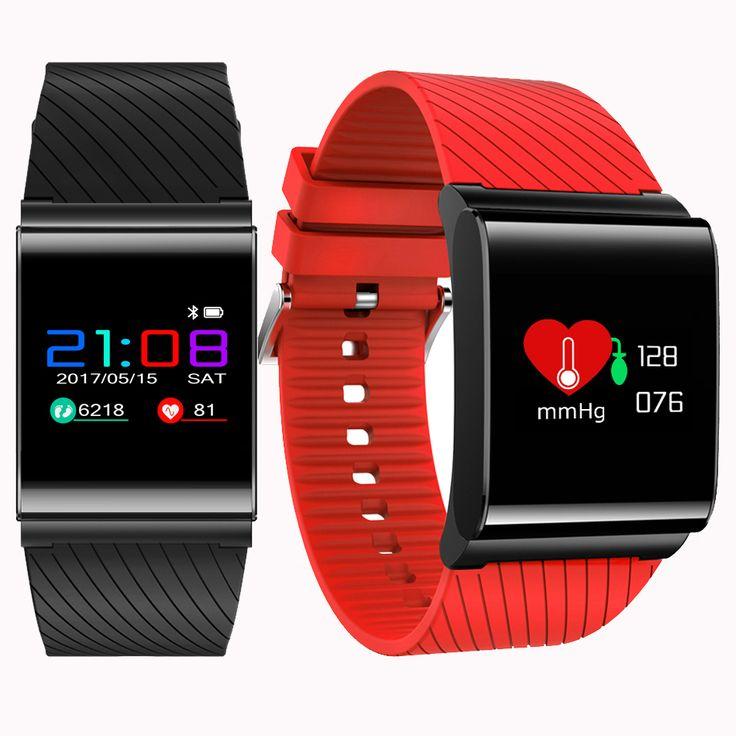 X9-PRO OLED Blood Pressure Heart Rate SPO2 Health Monitor IP67 Waterproof Smart Bracelet