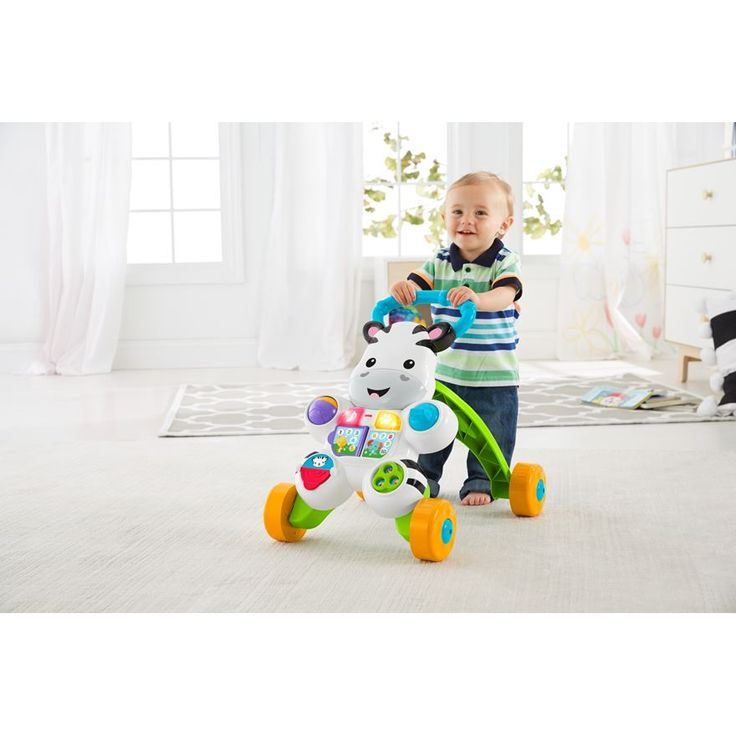 Fisher-Price Learn with Me Zebra Walker - Fisher-Price UK