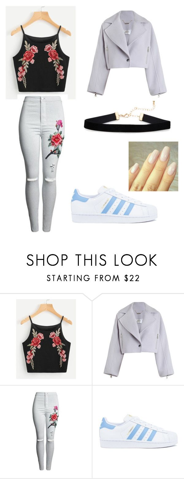 """Superstaruri"" by dariamiruna on Polyvore featuring Zimmermann and adidas"
