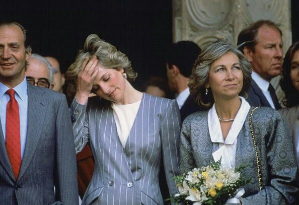 Even Princess Diana got headaches. Weather and travel would create one for anybody.