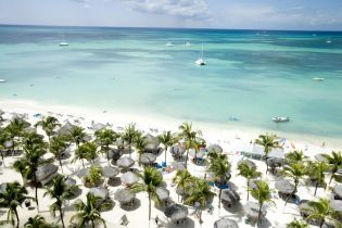 Occidental Grand Aruba, all inclusive resort