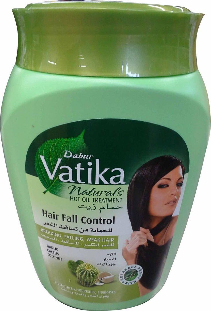 myHenna.US - Dabur Vatika Naturals Hot Oil Treatment Hair Fall Control, $11.99 (http://www.myhenna.us/dabur-vatika-naturals-hot-oil-treatment-hair-fall-control/?gclid=Cj0KEQiAzai0BRCs2Yydo8yptuIBEiQAN3_lFnh0SpWP7cqdVkG_cKAXRAnN24HwGntS9cKFHBVGbjwaAlDr8P8HAQ/)