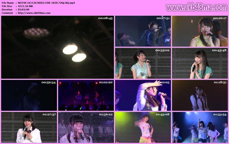 公演配信161126 NGT48 チームN パジャマドライブ公演   161126 NGT48 チームN パジャマドライブ1830 公演 ALFAFILENGT48a16112601.Live.part1.rarNGT48a16112601.Live.part2.rarNGT48a16112601.Live.part3.rarNGT48a16112601.Live.part4.rarNGT48a16112601.Live.part5.rar ALFAFILE 161126 NGT48 チームN パジャマドライブ1300 公演 ALFAFILENGT48b16112602.Live.part1.rarNGT48b16112602.Live.part2.rarNGT48b16112602.Live.part3.rarNGT48b16112602.Live.part4.rarNGT48b16112602.Live.part5.rar ALFAFILE Note : AKB48MA.com Please Update Bookmark our Pemanent Site of…