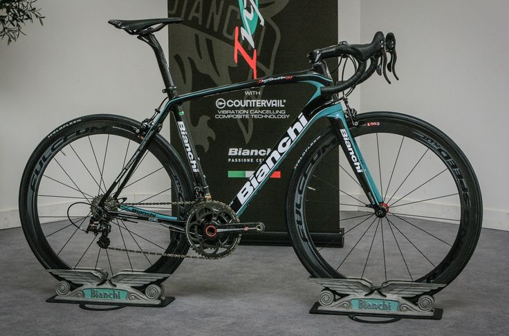 Bianchi Infinito CV unveiled | Road Cycling UK