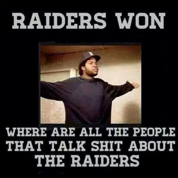 #RAIDERS #RN4L #SilvernBlack