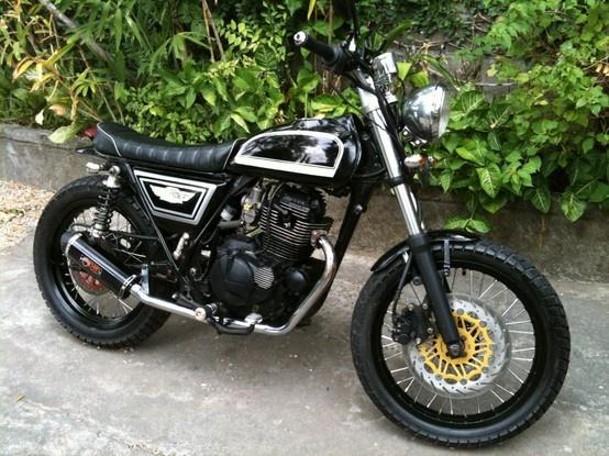 Binter Kawasaki 1984 Custom for Sale.