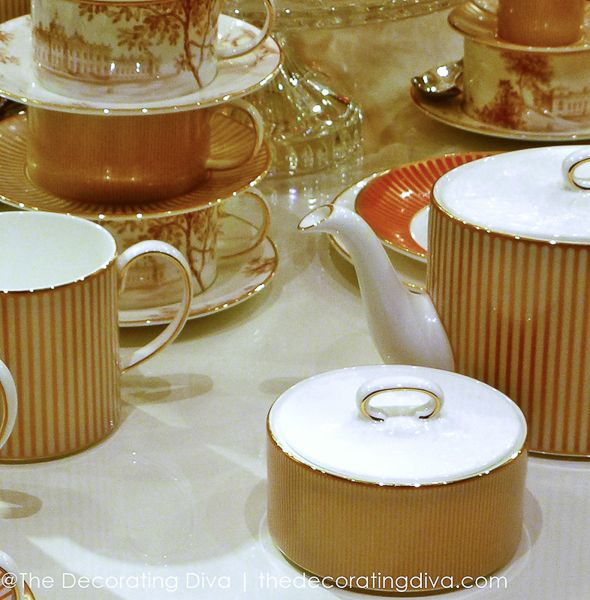 Wedgewood's Palladian Collection Coffee and Tea Serving Set