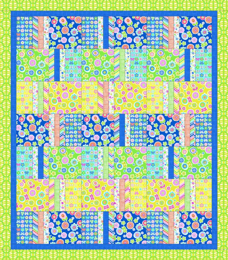 Quilt Patterns Using Squares And Rectangles : 1000+ images about Quilts-Plain Blocks-Squares and Rectangles on Pinterest