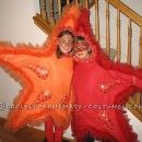 Coolest Starfish Homemade Costumes