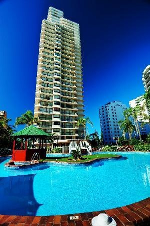 Image detail for -Beach Haven Broadbeach (Gold Coast) Hotel - Reviews and Rates ...