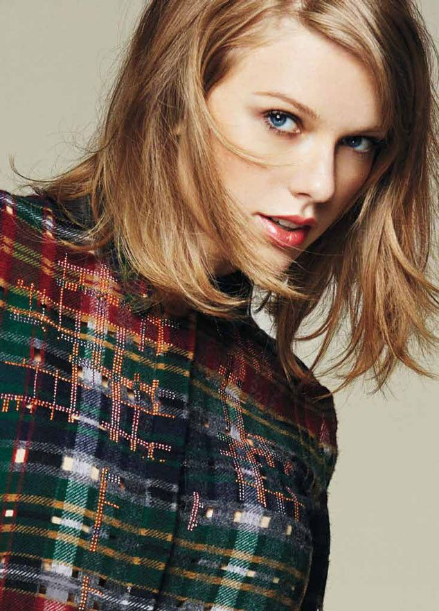 Taylor Swift Stuns in InStyle, Says I Don't Know If I'll Have Kids?See the Pics!   E! Online Mobile