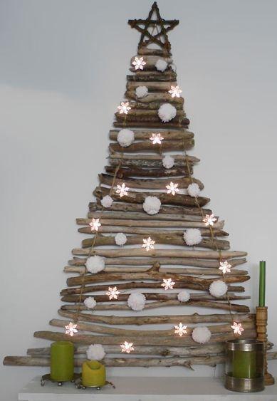 pinterest primitive craft trends | Holz, Ast, Schwemmholz, Baum, Weihnachtsbaum, Christbaum