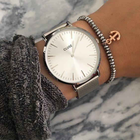Du suchst nach schönen Armbändern oder Uhren? Jetzt auf www.nybb.de #fashion