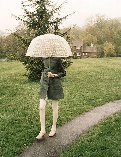Nimue Smit photographed by Venetia Scott: Orla Kiely, Venetia Scott, Fashion, Orlakiely, Style, L'Wren Scott, Kiely Fall, Rainy Days