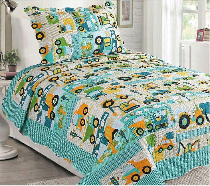 les 25 meilleures id es de la cat gorie couette tracteur sur pinterest mod les de couette pour. Black Bedroom Furniture Sets. Home Design Ideas