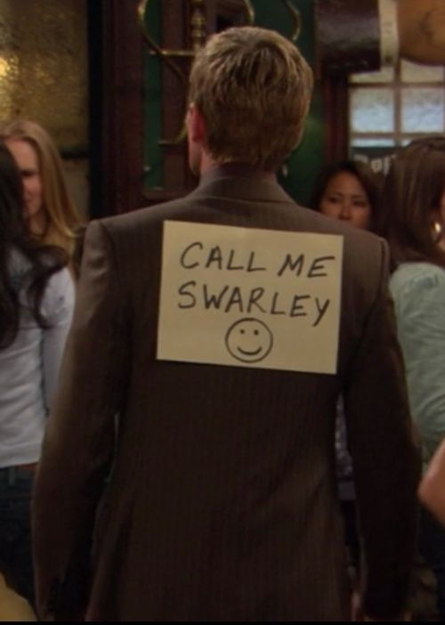 Back to the past: EPIC HIMYM quotes from season 2.