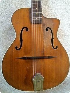 Joseph Di Mauro Archtop Gypsy Guitar