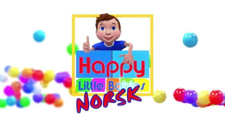 Happy Little Babies Norske Barnesanger Trailer