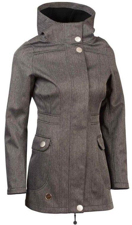 Kabát softshellový dámský WOOX Urbem Concha