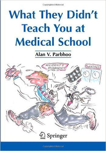 What They Didn't Teach You at Medical School PDF - http://am-medicine.com/2016/03/didnt-teach-medical-school-pdf.html