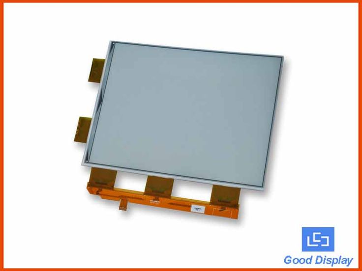 13.3-inch large-size electronic paper screen GDEP133UT1