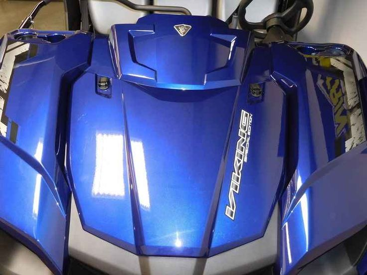New 2017 Yamaha Viking EPS SE ATVs For Sale in Tennessee. 2017 Yamaha Viking EPS SE, For special internet pricing, contact Hayden at 423.839.3370 or greeneville@mtn-motorsportstn.com 2016 Yamaha Viking EPS SE SMOOTH GOOD LOOKS The Special Edition Viking pairs a smooth off-road capable ride with stunning color and graphic scheme, cast aluminum wheels and more. Features may include: Torquey 700-Class Engine The Viking EPS SE is ready to conquer whatever comes its way with a powerful 686cc…