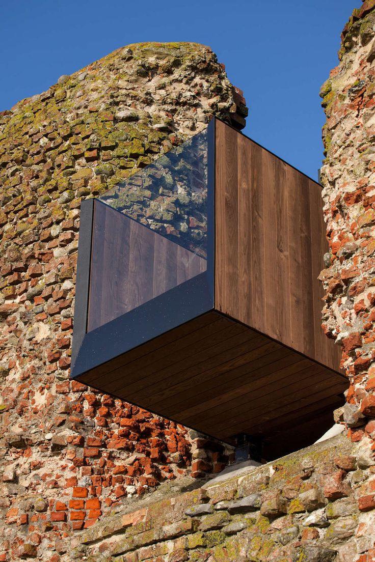 Transformed: Kalø Tower by MAP Architects Gives New Life to 14th-Century Medieval Castle - Architizer