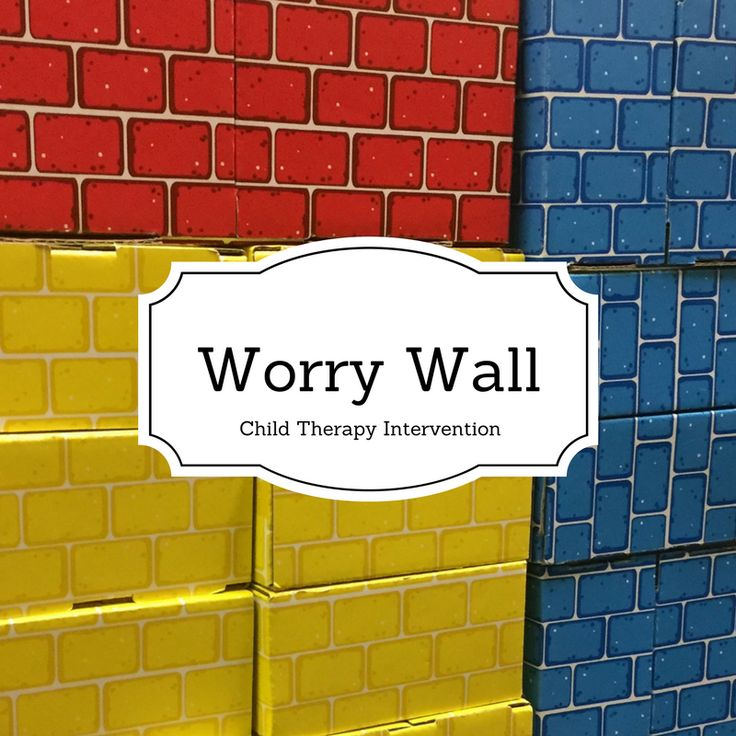 worry wall, child therapy intervention, anxiety, depression, child therapy, kid counseling, play therapy, activity, free handout, free download