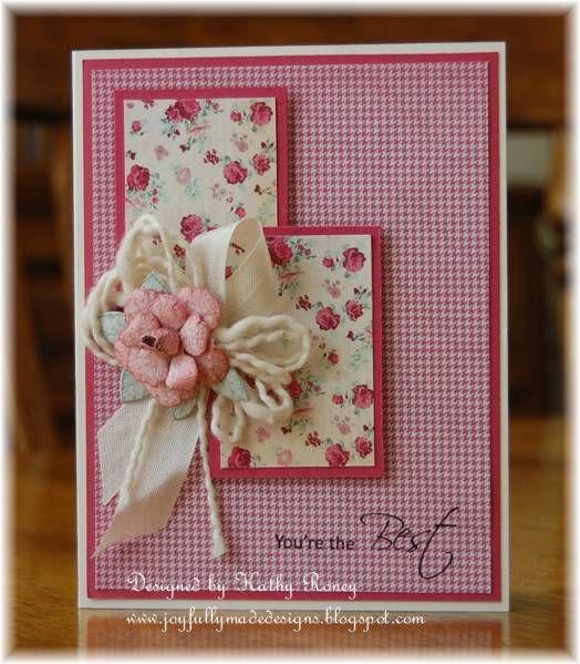 One Sheet Wonder 6x6 - Card: Cards Al, Cards Ideas, Cards Tags Invitations, One Sheet Wonder, Cards Inspiration, Wonder Cards, Wonder 6X6, Cards 2, Cards Crafts