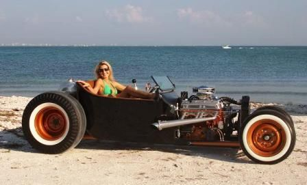 ... best images about Rat rod headers on Pinterest   Cars, Chevy and Fiber