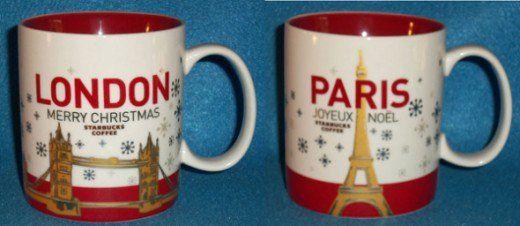 Most Expensive Starbucks Christmas Mugs
